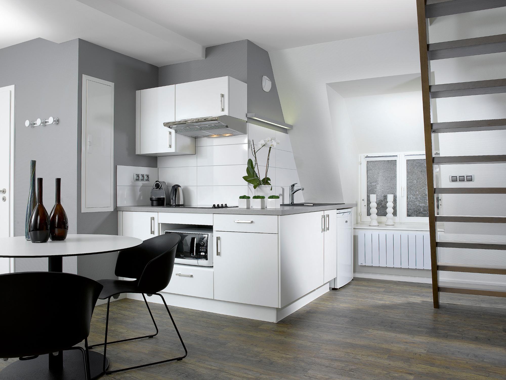 Appartement duplex le 32 Strasbourg