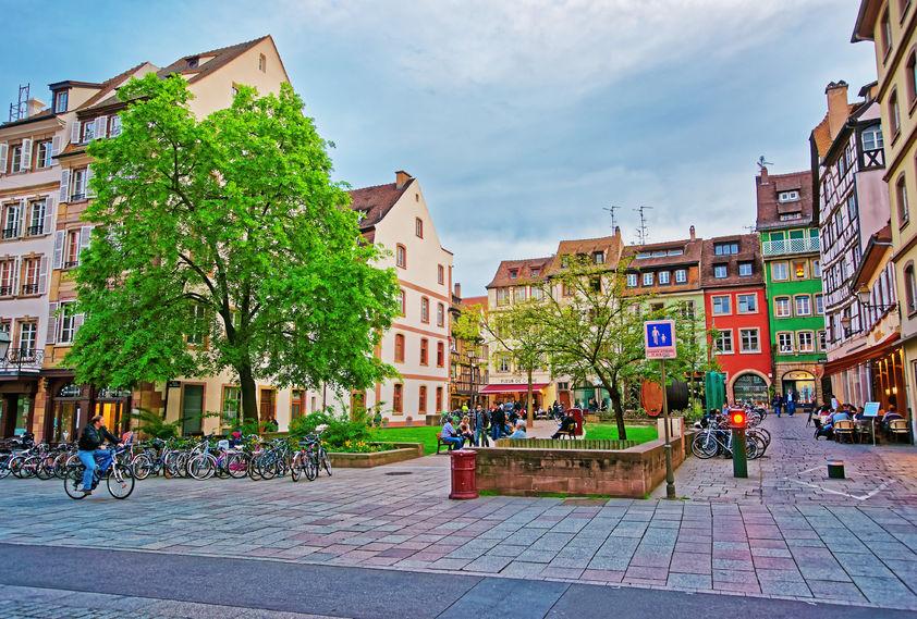 Rue de l'Ail Strasbourg